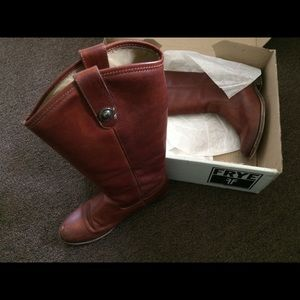 Frye riding boot. One time deal!